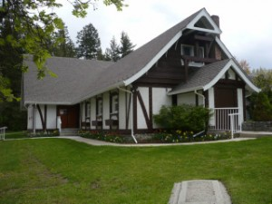 St. Mary's Church, Sorrento, BC